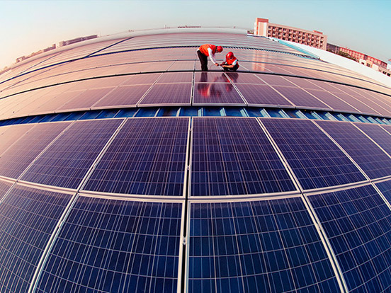 屋顶光伏发电系统